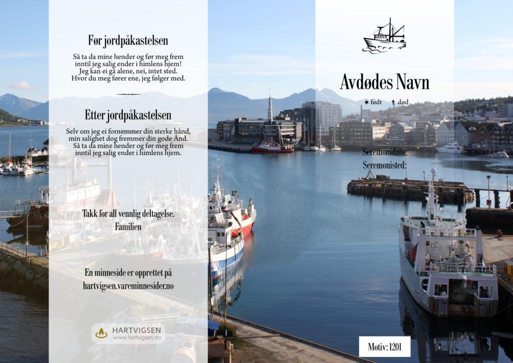 1201 Tromso havn [22201]