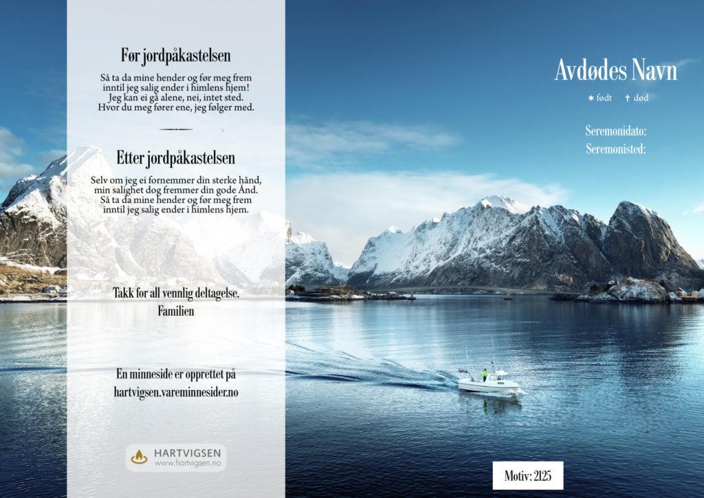 2125 Båt på vinterhav [22207]