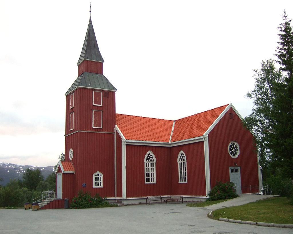 Elverhøy_kirke