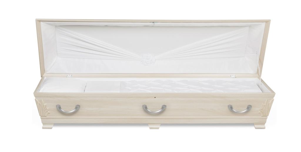 Kiste Virgo antikkgrå innredning